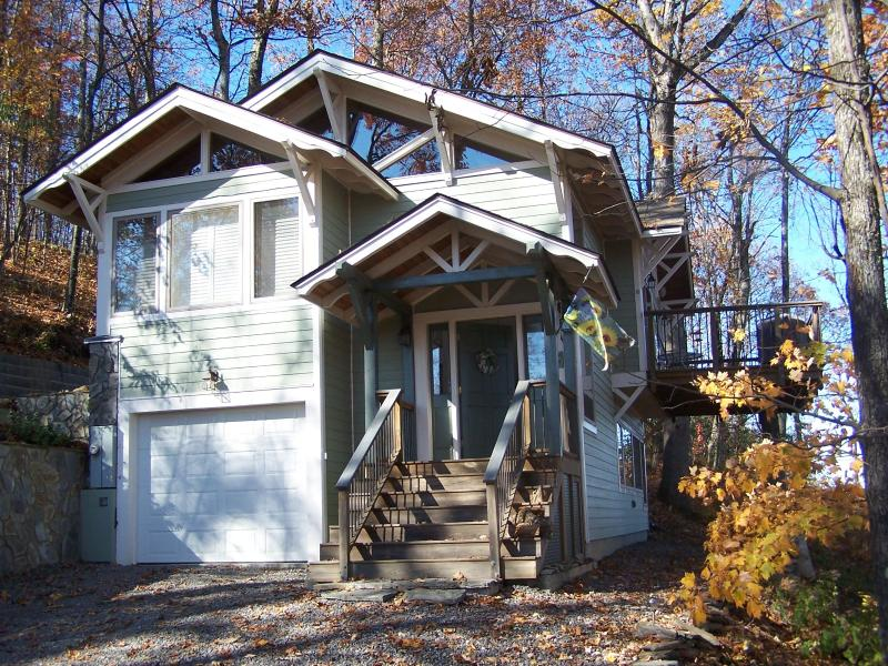 Mountain Laurel - Escape to the beautiful mountains near Asheville - Asheville - rentals
