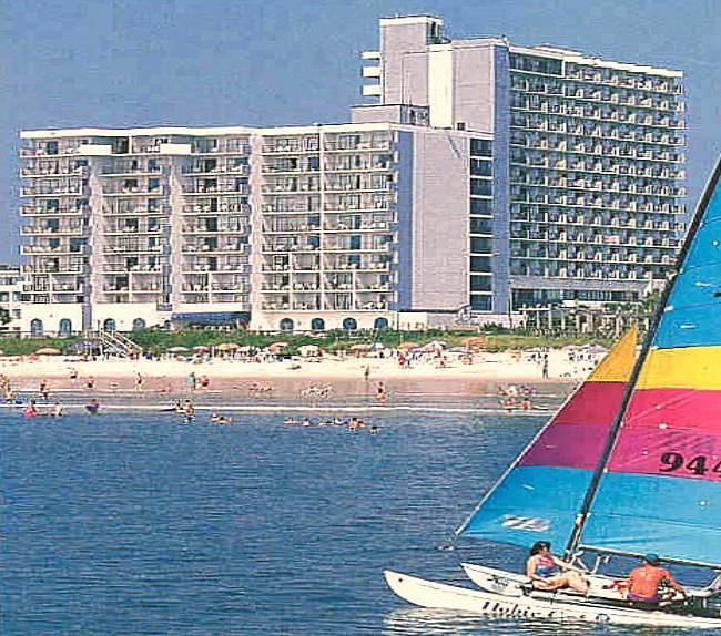 Blue Water Resort - Gorgeous Beachfront Suite with Pool, Spa, Bar, WiF - Myrtle Beach - rentals