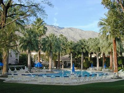 Main Pool and Spa Area - 2123 - Palm Springs - rentals