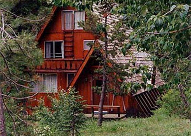 Alpine Meadows Cabin in the Woods - Old Tahoe Charm Vacation Rental - Image 1 - Lake Tahoe - rentals