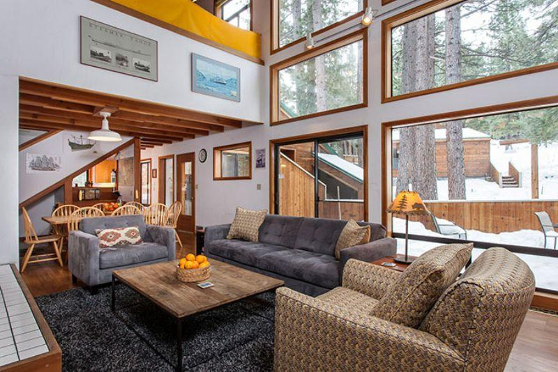 Deer Path *HOT TUB* Dogs Allowed - Image 1 - Truckee - rentals