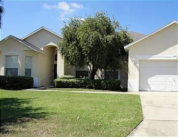 Lovely 4Br house, sleeps 10, near Disney - FH1624 - Image 1 - Haines City - rentals