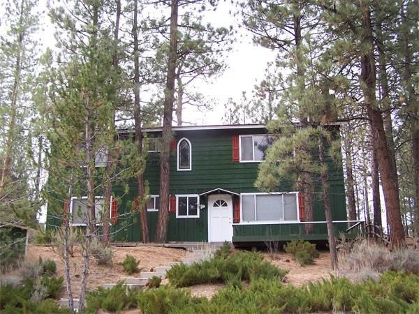 Forest Walk Cabin - Image 1 - Big Bear City - rentals