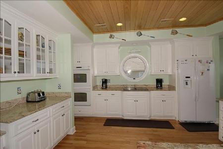 Kitchen - 23 Dune Lane - Forest Beach - rentals