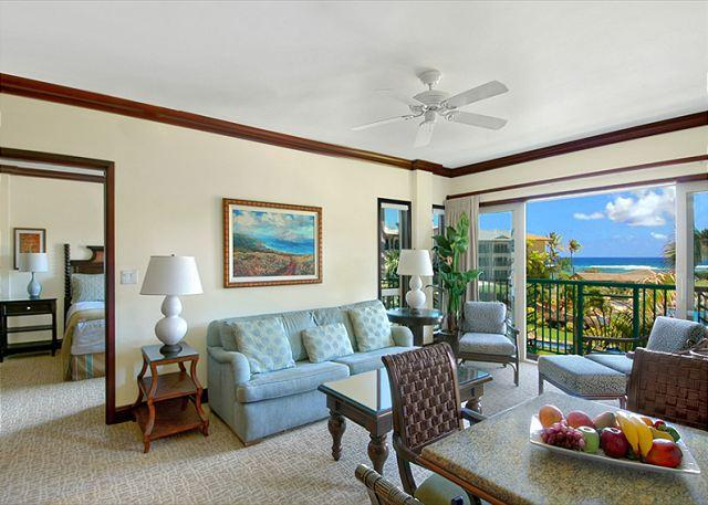 D304 OCEAN* Great VIEW* fast WIFI - Image 1 - Kapaa - rentals