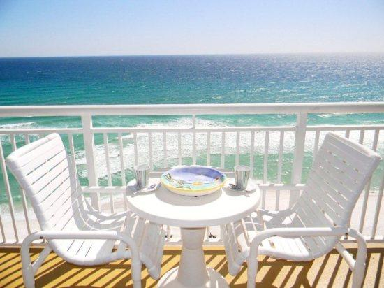 Pearl 1303 Balcony View - The Pearl of Navarre Beach 1303 - Navarre - rentals