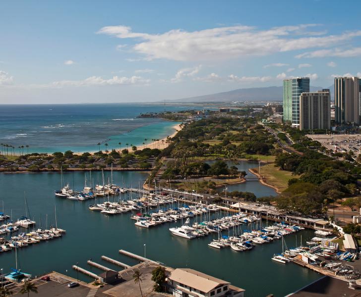 Dramatic Ocean View - Premium Ocean View Condo-Newly Remodeled-Best Loca - Honolulu - rentals