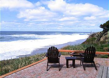 Andante~ Ocean Front - Image 1 - Depoe Bay - rentals