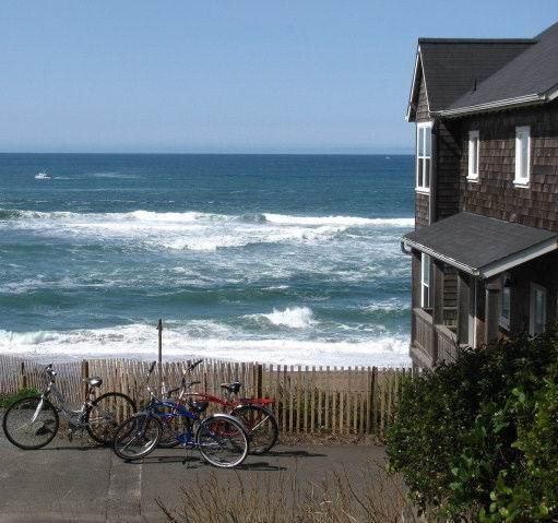 Bellaview~ Ocean Front - Image 1 - Depoe Bay - rentals