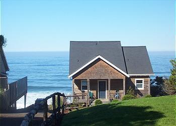 The Diamond K~ Ocean Front - Image 1 - Depoe Bay - rentals