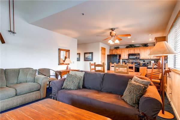 LOFT AT MOUNTAIN VILLAGE 32: SKI IN/OUT - Image 1 - Park City - rentals