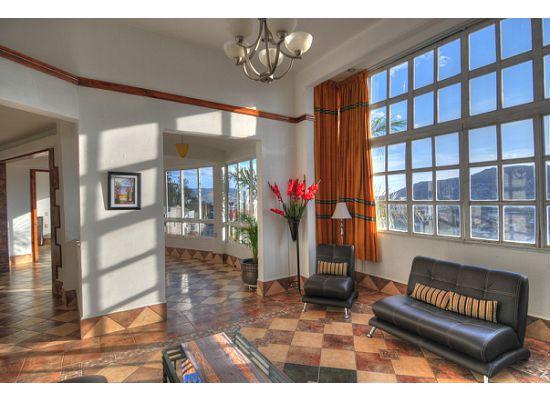 Living Room (Penthouse) - Oaxaca Dream Apartment - Oaxaca - rentals