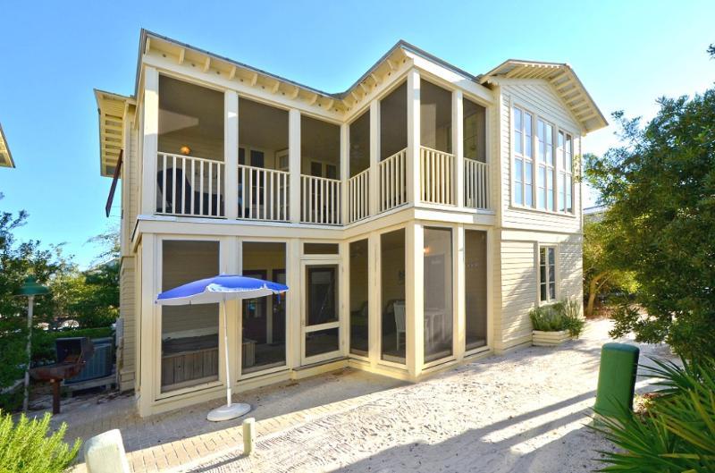 Front Exterior - Bahama Mama - Seaside - rentals