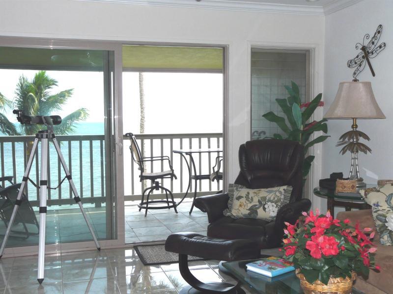 Looking Out - Luxury Oceanfront Condo on Molokai - Kaunakakai - rentals