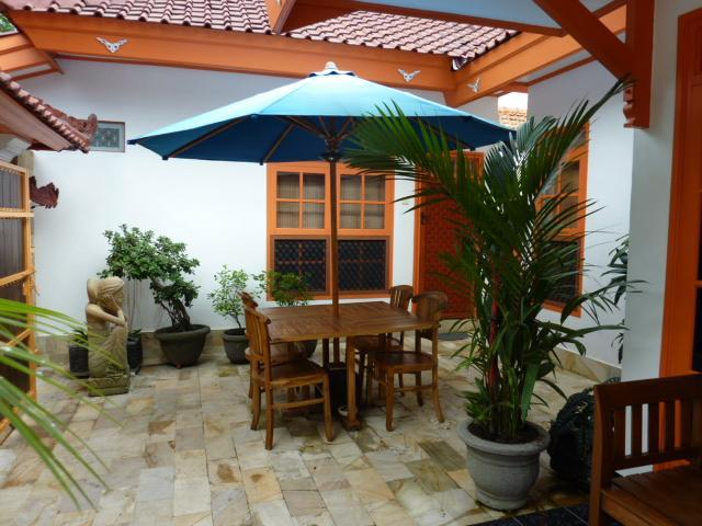 Outdoor Dining - Frangipani Villa NUSA DUA NEW RATE - Nusa Dua - rentals