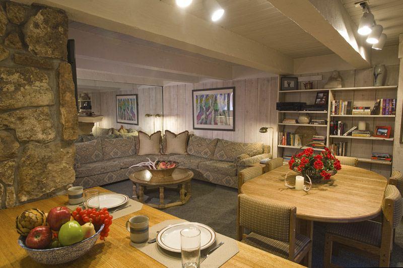 main_living_area.jpg - Chateau Roaring Fork Unit 14 - Aspen - rentals