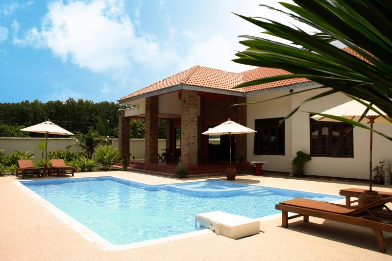 Private Pool Villa in Ao Nang, Krabi Thailand - Baan Oriental, Chic Pool Villa in Ao Nang, Krabi - Krabi - rentals