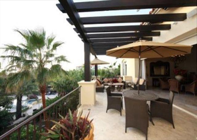 Penthouse Patio - Villa Las Estrellas 3BD/3BA Penthouse Ocean View Pool/Jacuzzi Esperanza - Cabo San Lucas - rentals