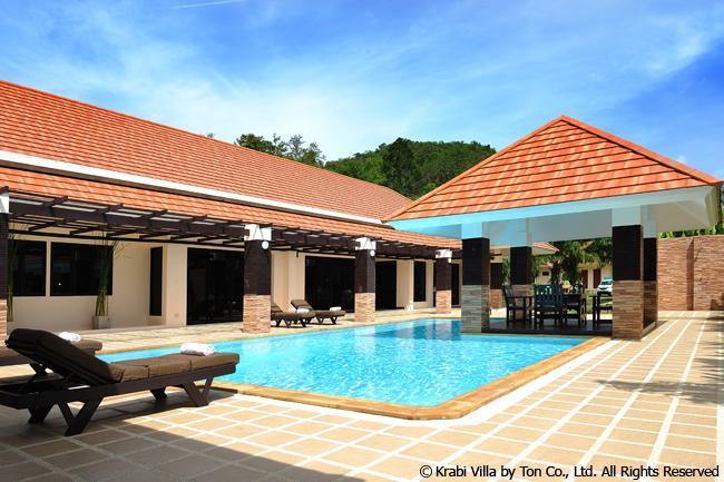 Luxury Private Pool Villa - Baan Santi, Luxury pool Villa in Ao Nang beach - Thailand - rentals