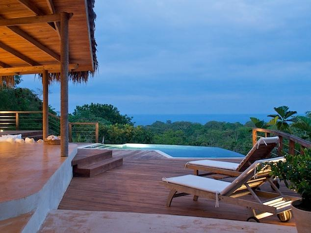 Luxury and privacy - Chez Mu Luxury Villa - Amazing Ocean & Jungle View - Montezuma - rentals