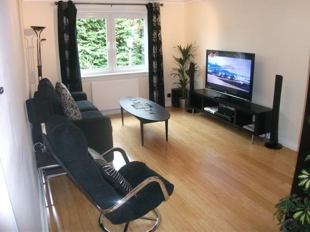 Boswell Upper is bright and modern - Glasgow Self Catering Boswell Apartments Langside - Glasgow - rentals