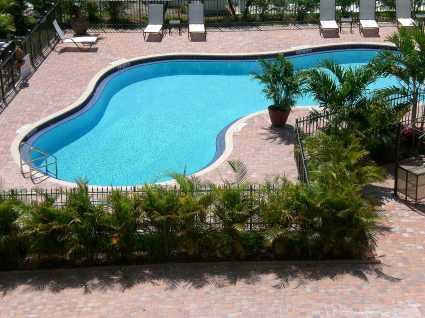 Our Oasis Pool.......awaits your enjoyment - Elegant Florida Keys Living, Ocean Water Views - Key Largo - rentals