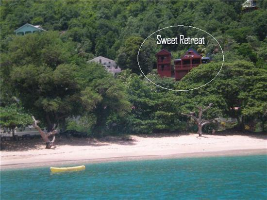 Sweet Retreat Hotel Apartment - Green Room - Bequia - Sweet Retreat Hotel Apartment - Green Room - Bequia - Lower Bay - rentals
