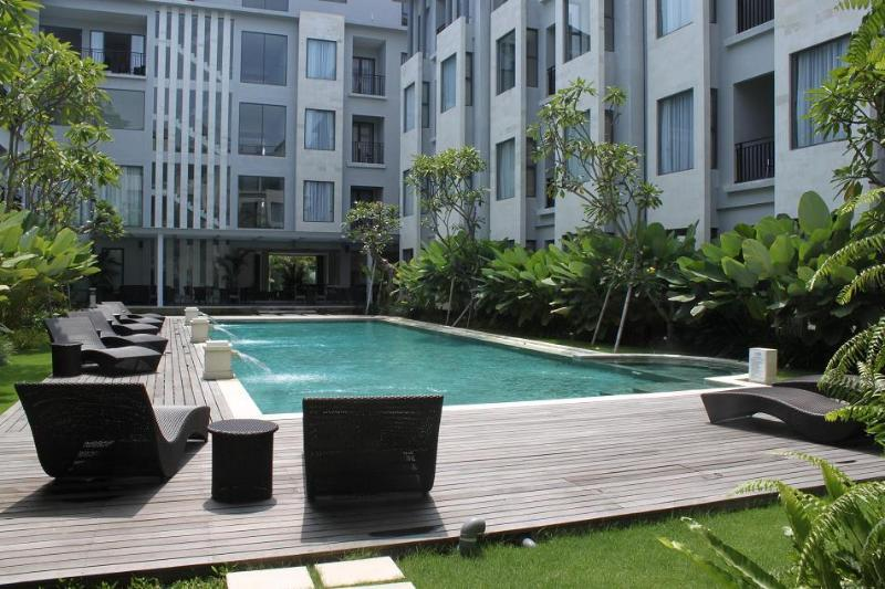 LUXURY ONE BEDROOM APARTMENT IN UMALAS RESIDENCE - Image 1 - Kuta - rentals