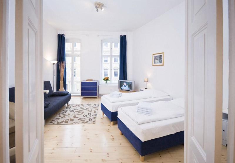 Dvorak Apartment Plus Mitte in Berlin - Image 1 - Berlin - rentals