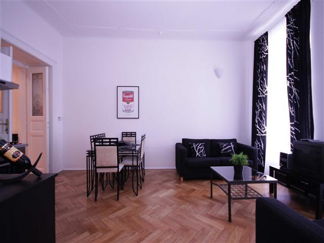 ApartmentsApart DownTown 03 Exclusive - Image 1 - Prague - rentals