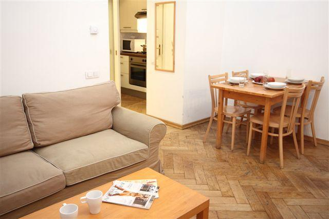 ApartmentsApart DownTown 11 - 1B - Image 1 - Prague - rentals