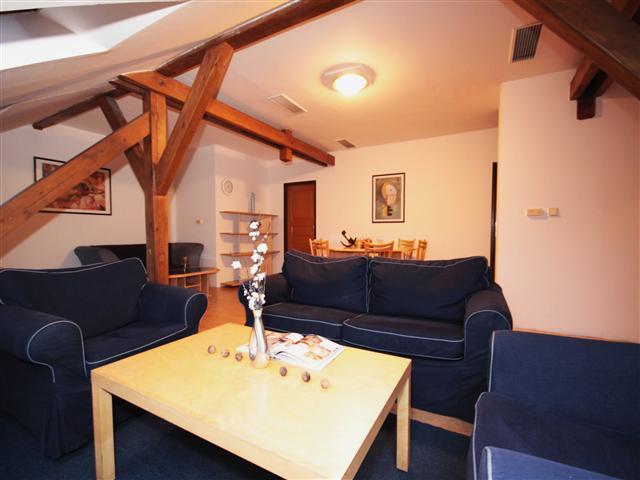 ApartmentsApart Jungmann B3 - Superior - Image 1 - Prague - rentals