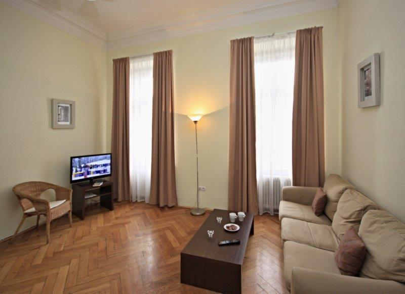 ApartmentsApart River View 22 - Image 1 - Prague - rentals