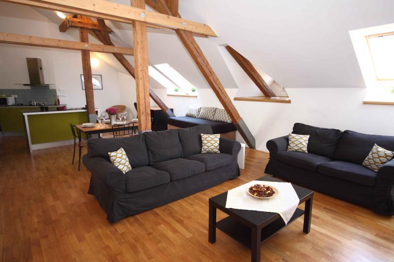 ApartmentsApart River View 62 Exclusive - Image 1 - Prague - rentals