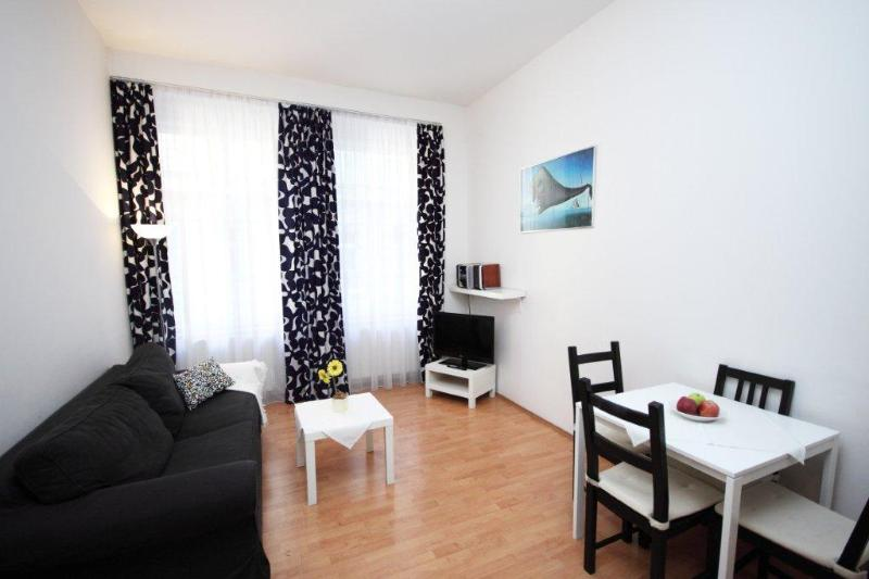 ApartmentsApart Theatre 12 - 1B - Image 1 - Prague - rentals