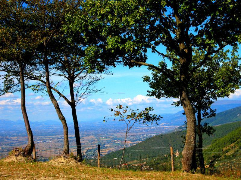 Vista Del Mondo:Country House - Image 1 - Spoleto - rentals