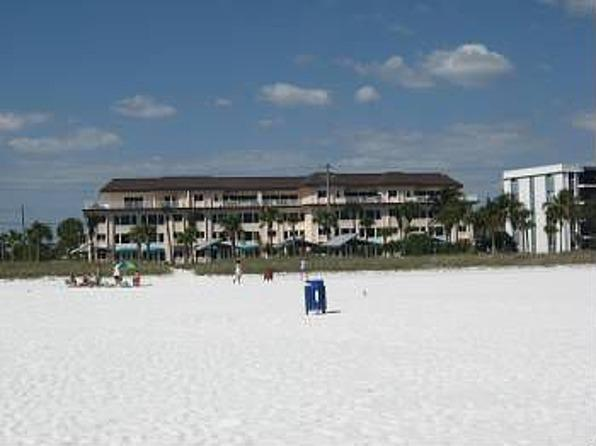 You are this close to the beach! - Siesta Key Oceanfront with beautiful sunsets!! - Siesta Key - rentals