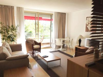 Studio Montfleury, Great Flat with a Garden and Terrace - Image 1 - Cannes - rentals