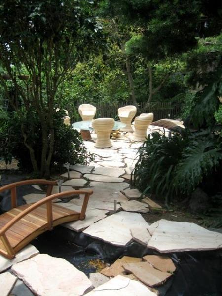 Garden - Stunning Castro Executive Condo - San Francisco - rentals