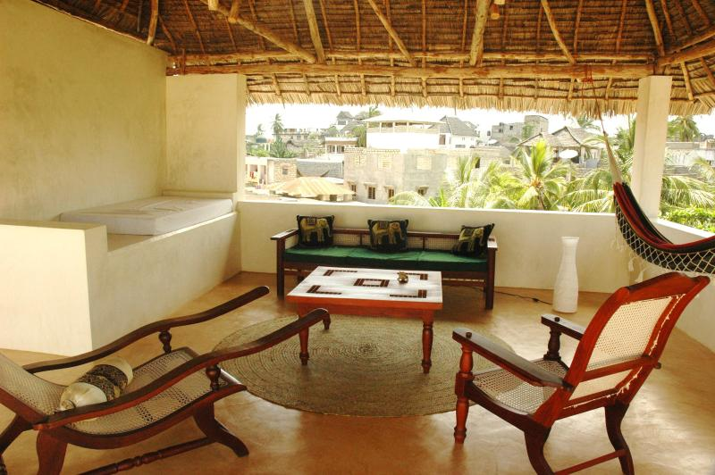 Roof Top Terrace - Apendalo-House features far reaching views - Lamu - rentals
