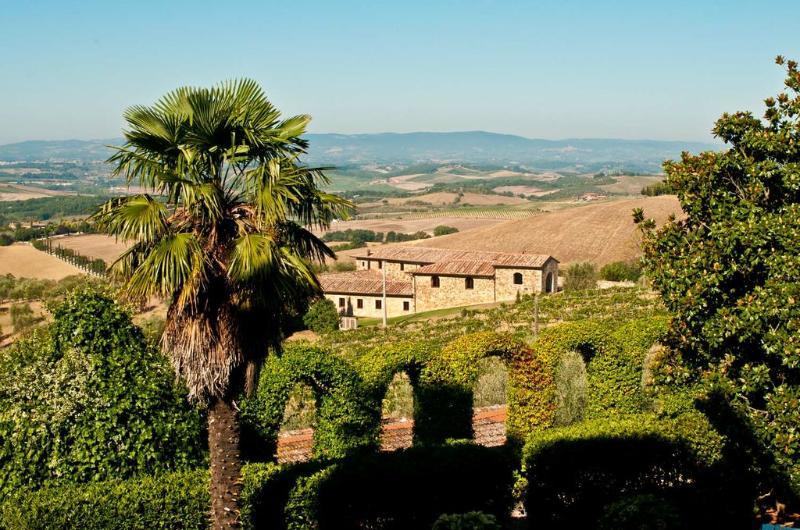 Corte de Campalli | Villas in Italy, Venice, Rome, Florence and Paris - Image 1 - Tuscany - rentals