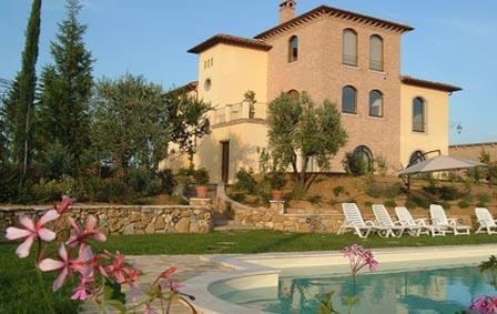 Villa Valia | Villas in Italy, Venice, Rome, Florence and Paris - Image 1 - Cortona - rentals