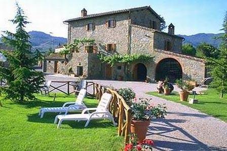 Casa Vittorio Sopra   Villas in Italy, Venice, Rome, Florence and Paris - Image 1 - Cortona - rentals