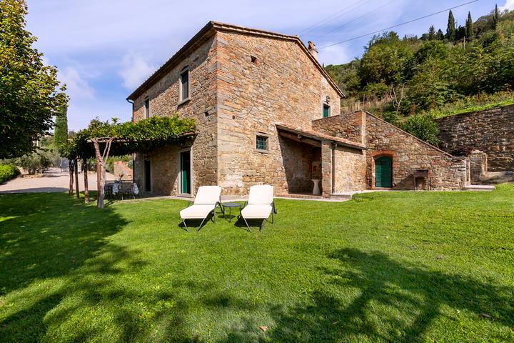 Casa Cristina   Villas in Italy, Venice, Rome, Florence and Paris - Image 1 - Cortona - rentals