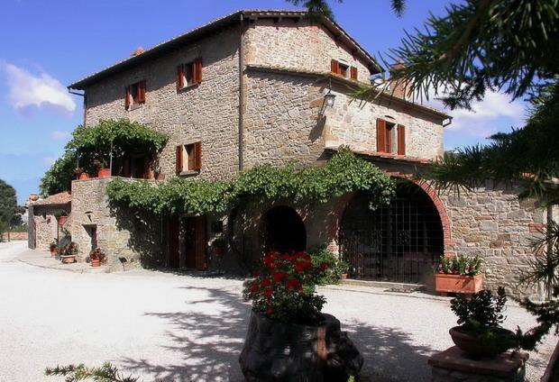 Podere Vittorio | Villas in Italy, Venice, Rome, Florence and Paris - Image 1 - Cortona - rentals