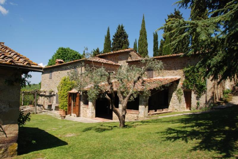 Pozza di Volpaia | Villas in Italy, Venice, Rome, Florence and Paris - Image 1 - Tuscany - rentals