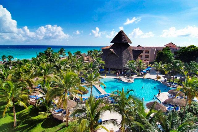 Sandos Playacar Beach Resort and Spa,All inclusive - Image 1 - Playa del Carmen - rentals