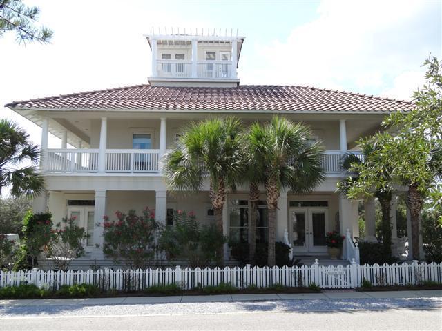 Veranda Villa - Carillon Beach-Veranda Villa-Luxury Home Gulf View - Carillon Beach - rentals