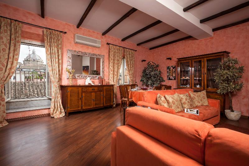 Royale apartment by the Pantheon - Image 1 - Rome - rentals