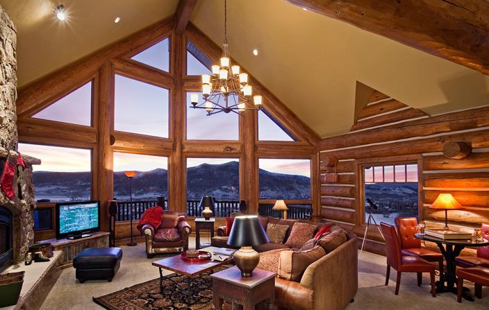 Views that wrap around you - Lookout Lodge - Steamboat Springs - rentals